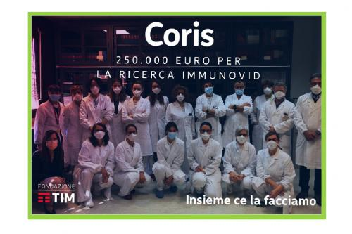 Foto 1 - IMMUNOVID: UNO STUDIO SUI MALATI COVID-19