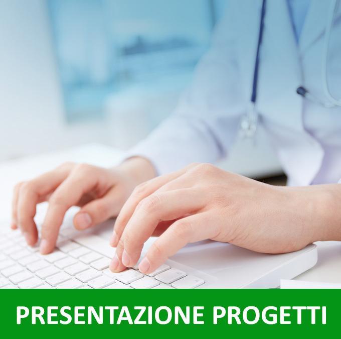 PRESENTAZIONE PROGETTI DI RICERCA - 2021