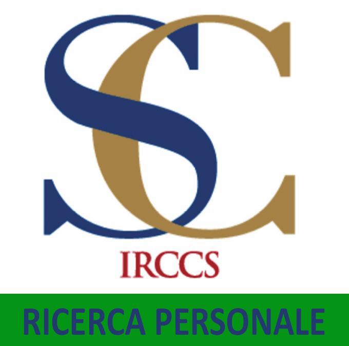 IRCCS SAN CAMILLO RICERCA PERSONALE