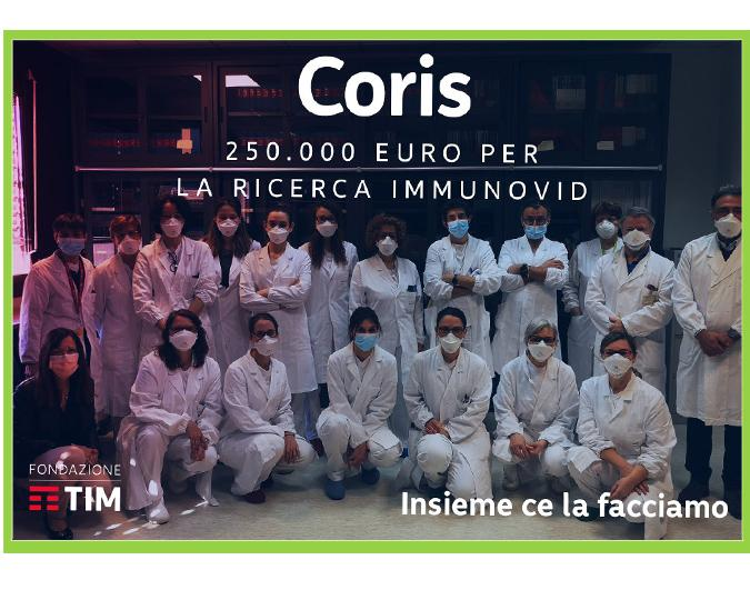 IMMUNOVID: UNO STUDIO SUI MALATI COVID-19