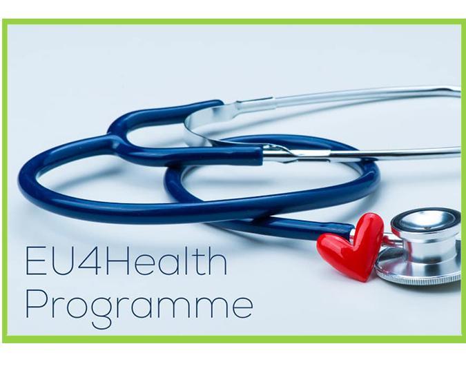 PUBBLICATE LE PRIME 5 CALL PER IL PROGRAMMA EU4HEALTH