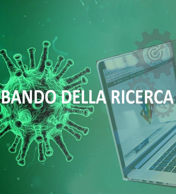 BANDO DELLA RICERCA SUL COVID-19